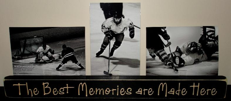Best Memories Photo Sign