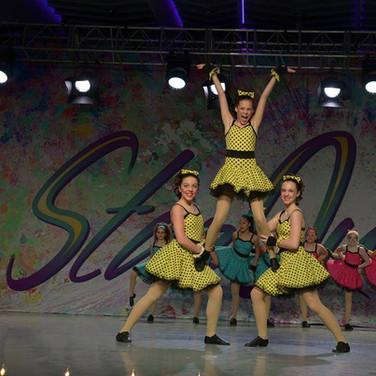 CDA's Competition Dance Teams