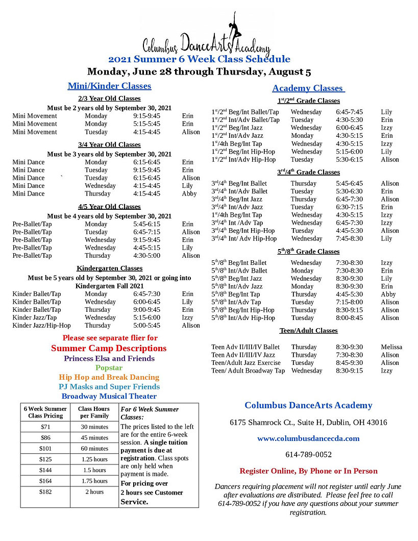 2021 Summer Schedule Letter (1)-page-001