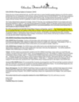 COVID-19 CDA Message to Customers 3.30.2