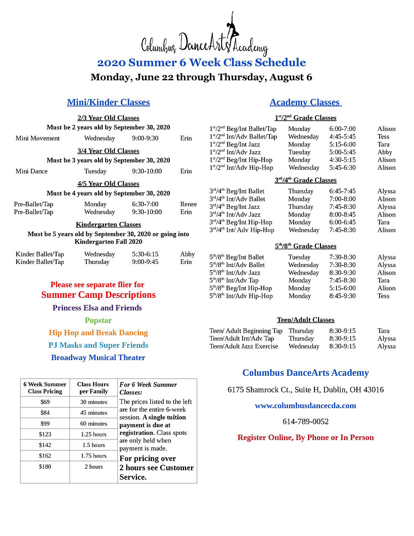 2020 Summer Schedule Letter (1)-page-001