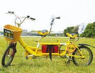 【超高人氣款】大黃蜂 電動雙人協力車 價格:NT. 600元.jpg