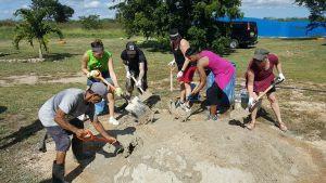 Fluevog Blog - Day 4 - Camp John 316 and Hope Center (Flamboyanes)