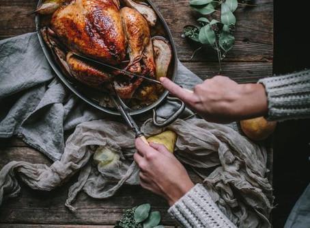 Vanilla Bean Brown Butter Roast Chicken