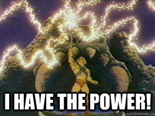 ATTN: Data Analysts--I have THE POWER! And here's how you can, too!
