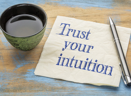 The Voice of Your Intuition