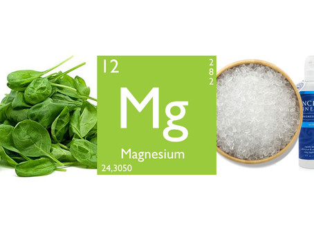Magnesium, the Magnificent Mineral