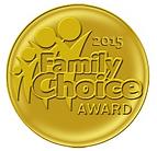 forbrain, family choice award winner
