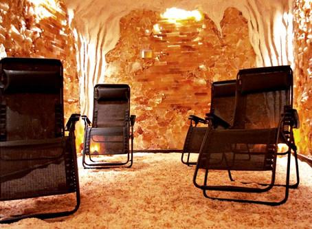 Amazing Benefits of Salt Caves!