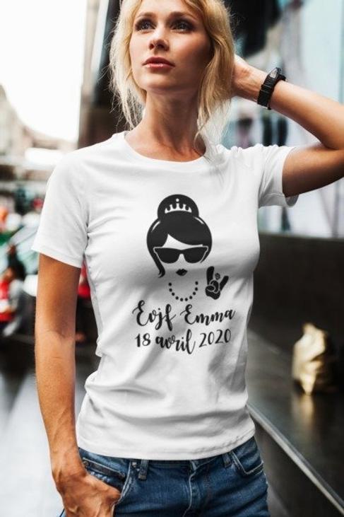 T shirt EVJF Rock