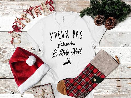 Teeshirt De Noël homme