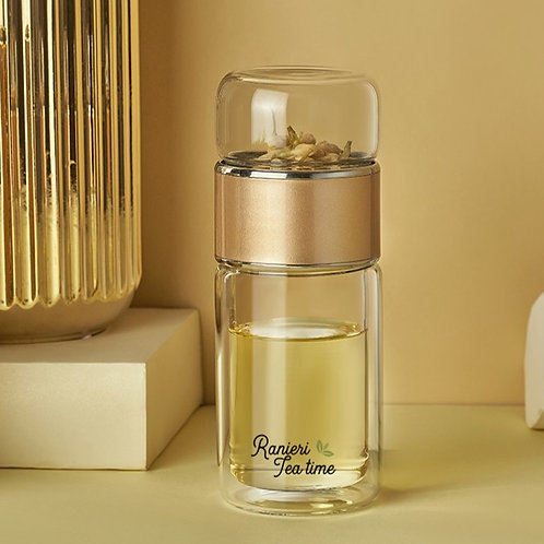 Bouteille infuseur Champagne