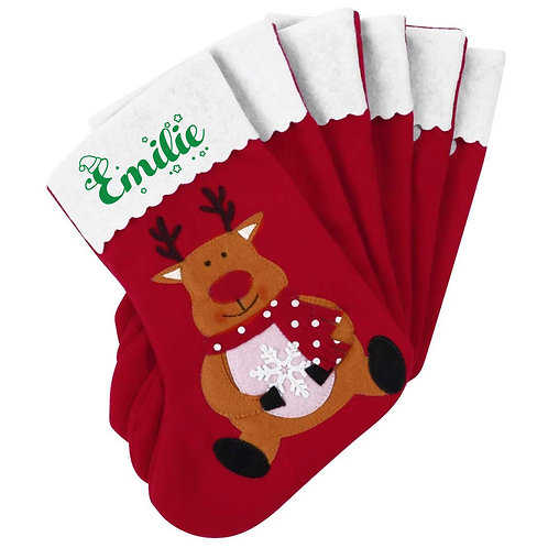 Chaussette de Noël 3