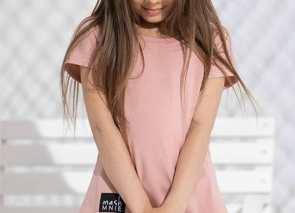 Girl's  dress pink