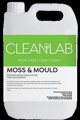 MOSS & MOULD