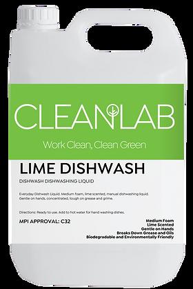 LIME DISHWASH