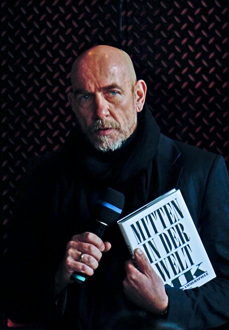 Director of GI Peking Peter Anders