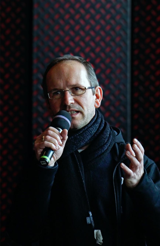 Dramaturg  Christoph Lepschy