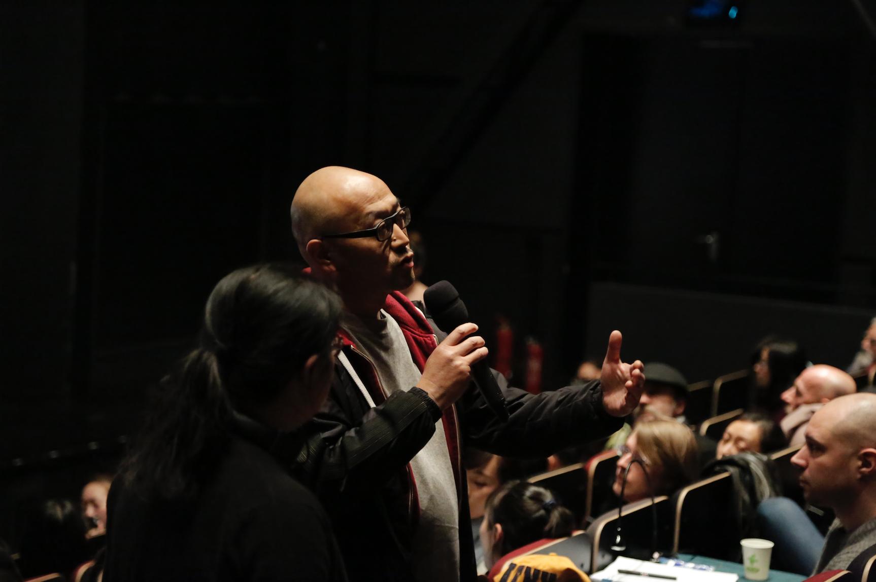 Director Tian Gebing