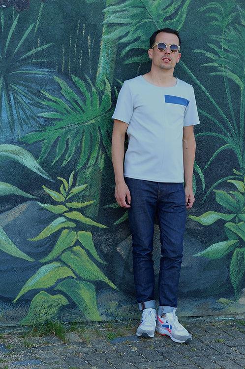 tomcat grijs-blauw