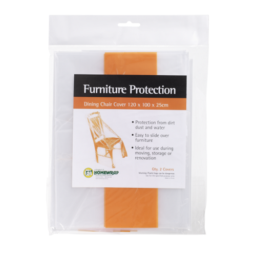 Furniture Cover -Dining Chair (Pack of 2)