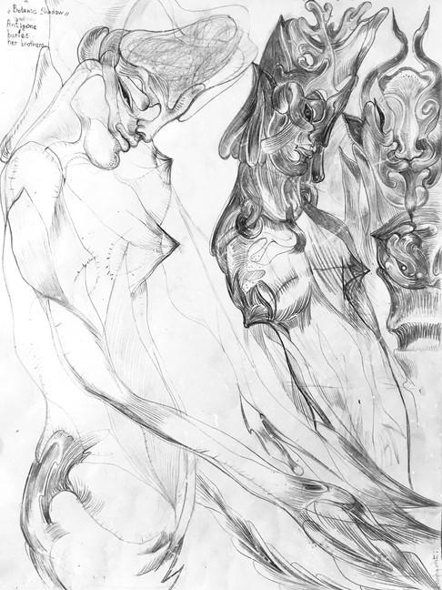 Antigone:Artichoke Body