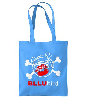 BLLUbird Shoulder Tote Bag