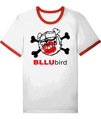 BLLUbird Ringer Tee