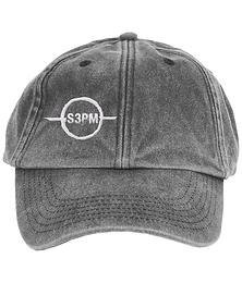 'S3PM' Vintage Low Profile Dad Cap
