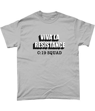 'Viva La Resistance'