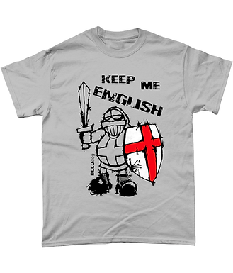 BLLUdog 'Keep Me English'