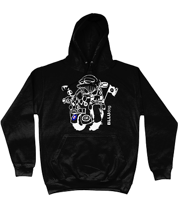 BLLUdog 'Scooter' Hoodie
