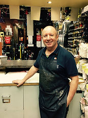 Mark Rogers (Owner of Mark Rogers Shoe Repiars)