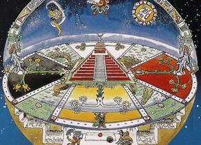 Le Message Des Anciens Mayas Du Clan Des Aigles© Par Laurence Frédérique  Surjus de Pomarède