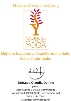 Associazione Culturale Camminando in collaborazione con la Dott.ssa Claudia Delfino e_ lieta di pres