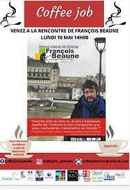 Coffe job rencontre avec François Beaune