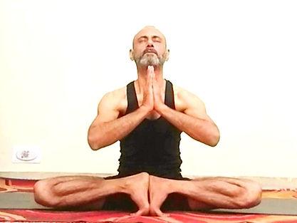 Moolabandhasana Om Yoga Shala Agonda Goa