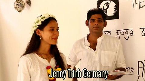 ashtanga YTTC Goa testimonial