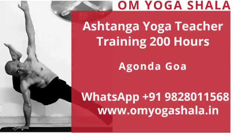 Yoga ttc 200 hours