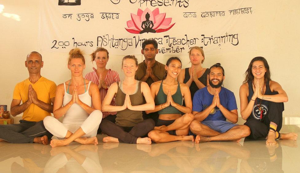 July 21 Online 200-hours Yoga TTC
