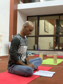 Yoga Philosophy class om yoga shala