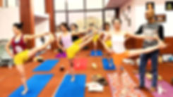 Ashtanga Yoga Teacher Training Rishikesh. Om Yoga Shala Rishikesh