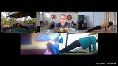 online yoga teacher training class