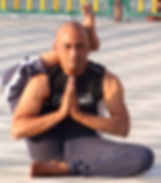 sanjeev dutta senior yoga teacher om yoga shala india