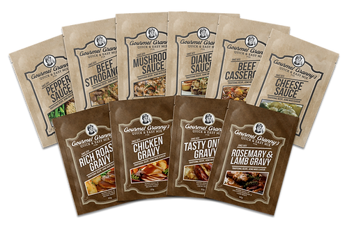 Granny's Gift Pack - 16 Sachets. A great gift idea ! Try Granny's whole range