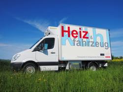 Heiz- und Kühlfahrzeug