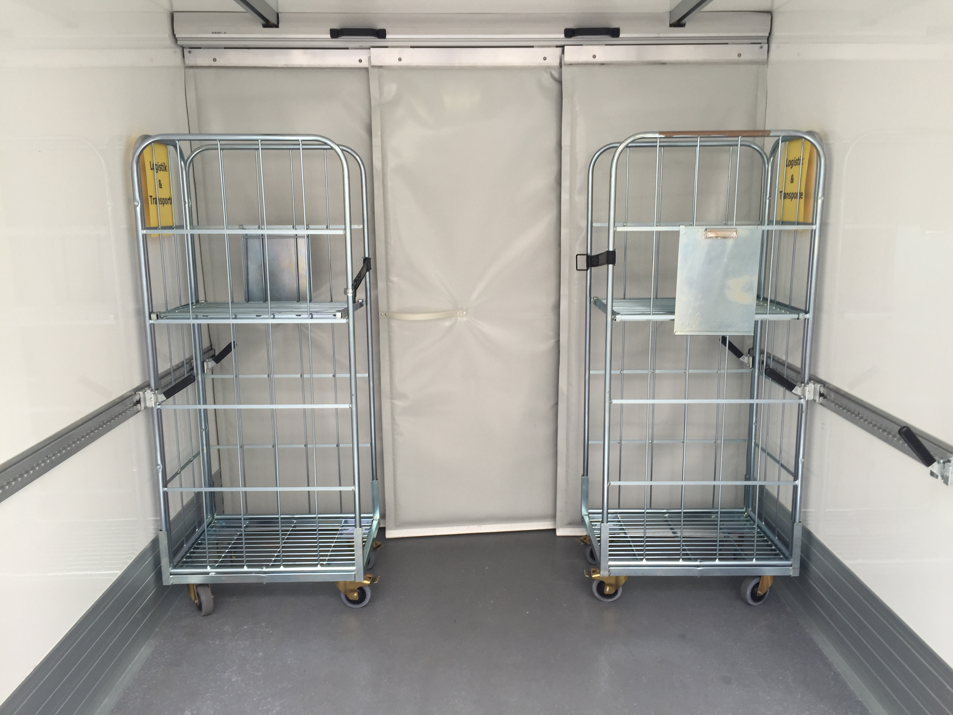 Kühlausbau