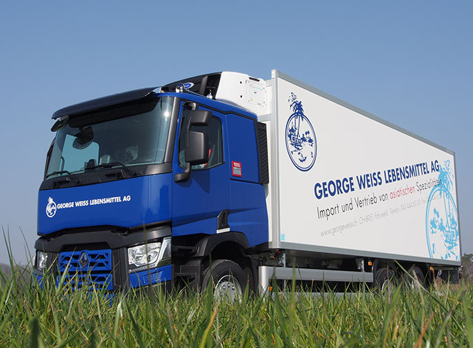 George Weiss Lebensmittel AG