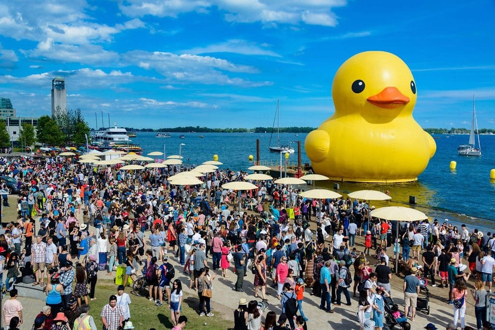 events and festivals downtown barrie