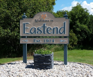 Eastend, SK | Walking Tour